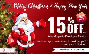 Hire Magento Developer Service in 15% off