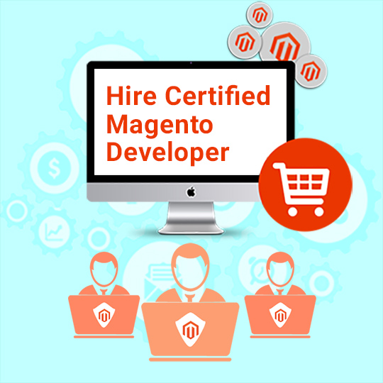Hire Certified Magento Developer