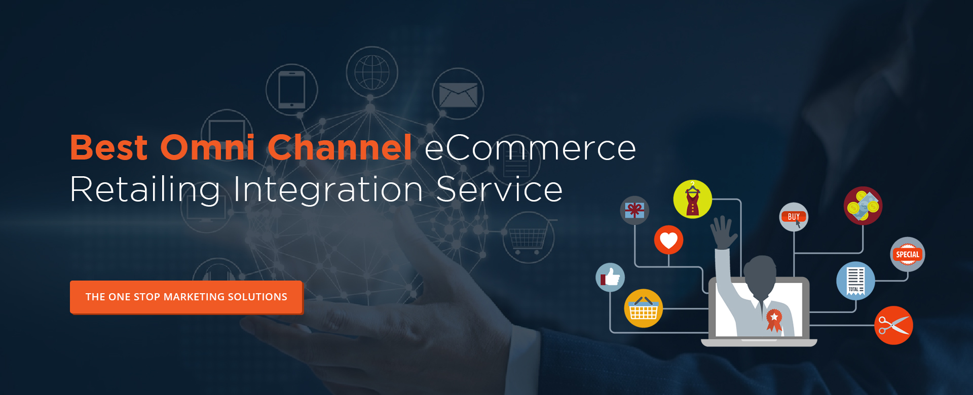 Omni Channel ECommerce Integration & Retailing