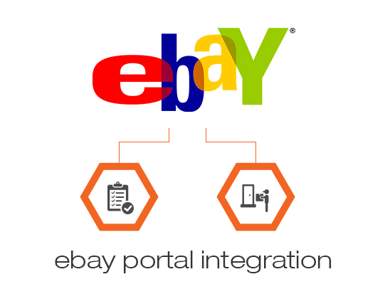 eBay Portal Integration