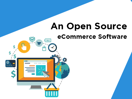 An Open Source eCommerce Software