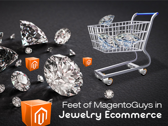Feet of MagentoGuys in Jewelry Ecommerce