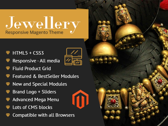 Magento offers all above advantages