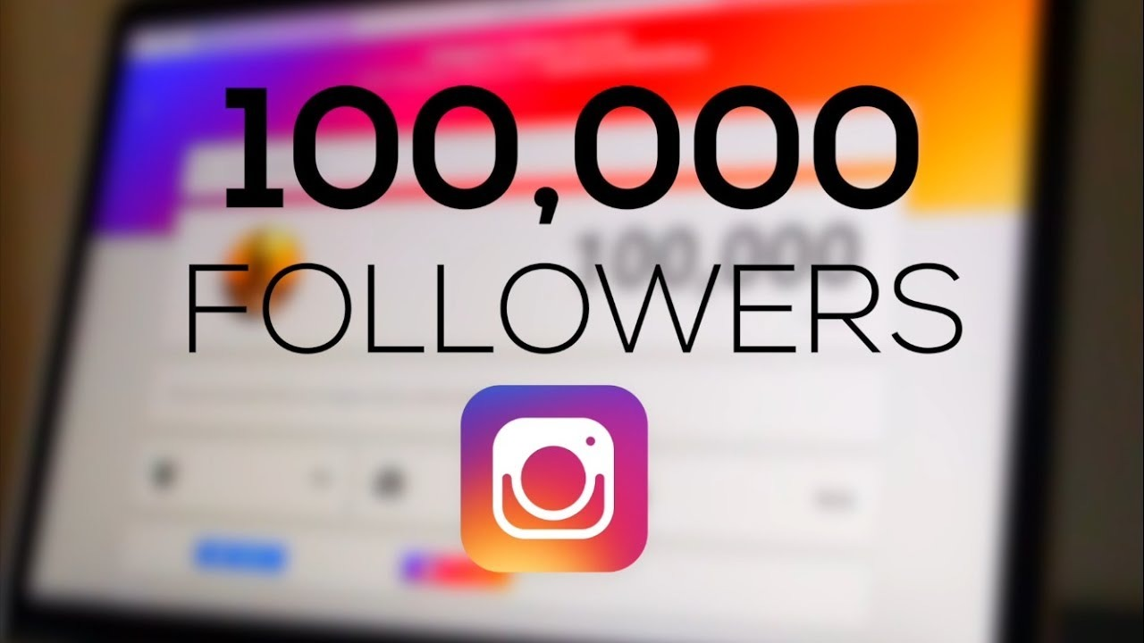 increase huge numbers of followers on instagram