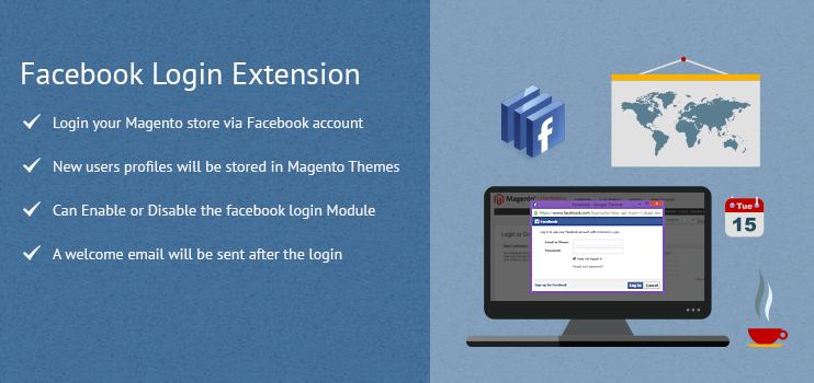 magento 2 facebook login extension development