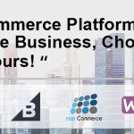 Top 5 eCommerce Platforms for Large Business, Choice is Yours!