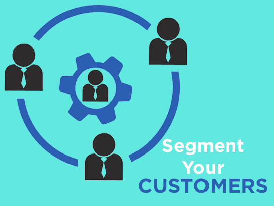 proper segment your ecommerce customers
