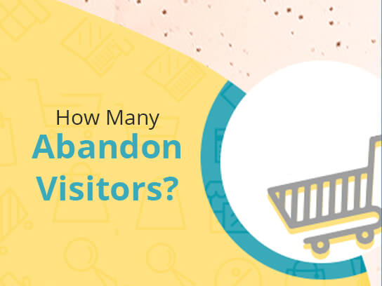 How Many Abandon Visitors