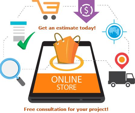 upgrade Magento online store