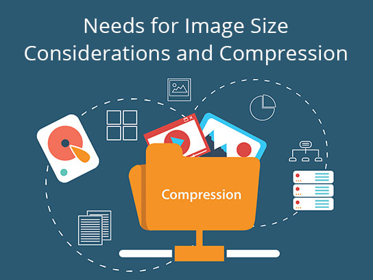 Needs for Image Size Considerations and Compression