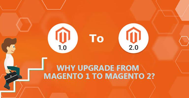 upgrade from magento1 to magento2
