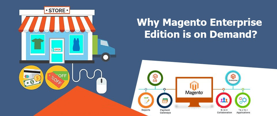 Why Magento Enterprise is on Demand?